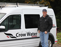 Dave Graham, Owner, Water Specialist